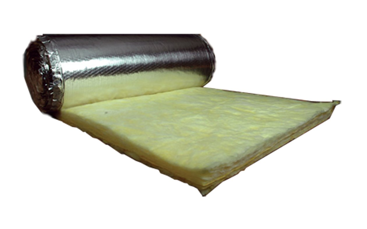 پشم شیشه رولی یا پتویی (ISORAN R)